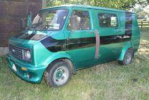 My Custom Bedford Van new zealand