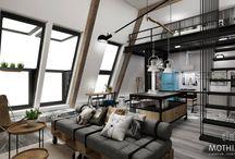 Architecture, Lofts