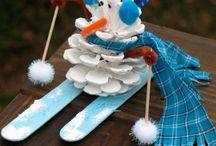 Sneeuwpop Knutsels