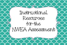 NWEA / by Melissa Paquin