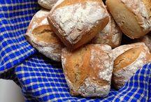 Brot & Brötchen / Rezepte für Brot, Brötchen...