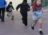 Learning help - Exercise / Our society has become sedentary. Both work and school. Schools have many times dropped most of the physical activity during the day. Requiring kids to sit more, creates more behavior that looks like symptoms of many other disorders. We require movement during the day and it is unhealthy to do anything else.