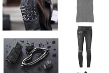 Fashion Sets / Fashion Collections: Apparel and Accessories