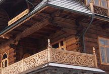 Zakopane Style Architecture