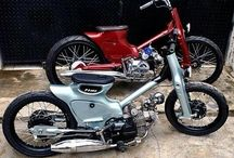 Small Motorcycles