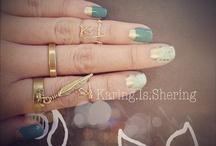 rings/bracelets/necklace