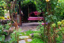Brystan locations / Brystan garden location