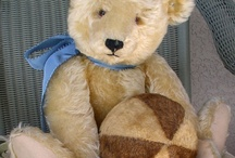 Teddies for Virginia / by Pauline Ashley