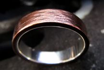 Copper Wedding Band