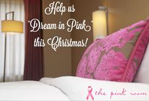 Pink Room at InterContinental Milwaukee: Christmas Fantasy House / by Stephenie Sutton