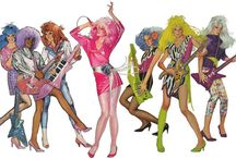I Love The 80s / Who doesn't love that iconic decade, the 80s??