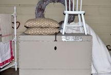 Brocante / Shabby Chic / Brocante meubelen, shabby furniture
