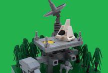 LEGO StarWars Endor