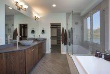 Transitional Kitchen & Bath Designs / Kitchen & Bath Custom Cabinetry