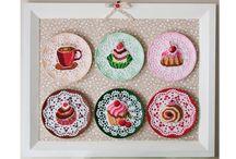 cupcake tablo