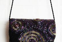 сумочки бисером