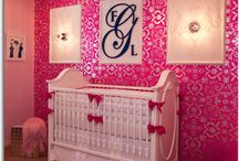 Nurseries & Kids Rooms / by Gabby Breheny
