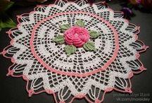 Dantel crochet lace