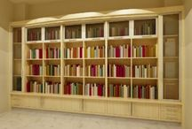 Book Shelves Possibilities