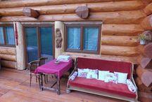 Náš domček - log homes / log homes by zrubylimba.sk