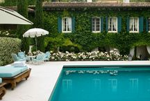 pool is cool / by Andrea Schnitzer