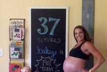 future baby number 2! / by Mindy Alvarez