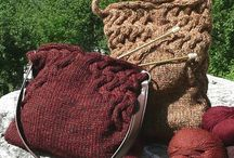 Crafts-Knit Bags
