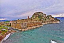 Corfu / Corfu town pics.