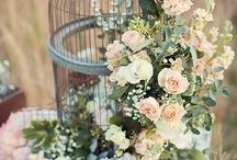 Pastel decor for weddings / Pastel wedding decor