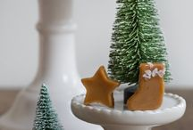 weihnachten {mari e ola} / Alle weihnachtlichen Rezepte und DIY-Projekte von Marie & Ola