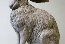 ceramics animals