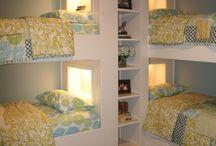 Bunk bed cottage