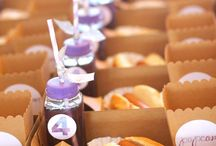 Kids Party Food boxes