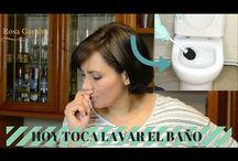 como dejas limpio el wc