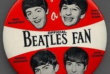 The Beatles / by Talking Finger, social media marketing