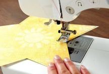machine stitching