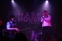 The Mash House, Edinburgh / Great venue for both live music and club nights.