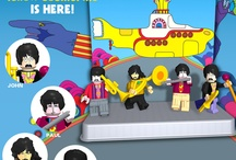 Beatles Yellow Submarine: K'NEX / by K'NEX Brands