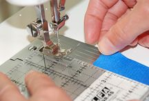 SEWING & QUILTING. INFO.