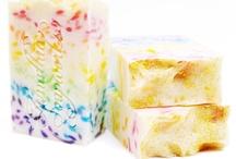 Lovely soaps