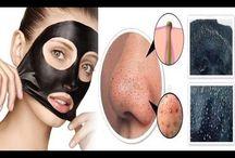 Mascaras pro rosto