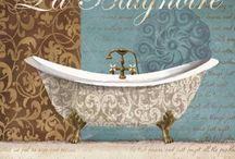 Poster Banheiro