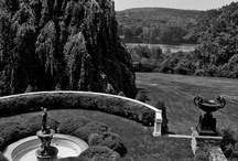 Sunset Hall / Country Estate in Connecticut The power of social media; a Facebook friend, an interior designer in D.C., asked if any of his friends shot in black & white. I posted on his wall that I did,sent him links to a few projects. The next day, his client, a woman in NYC, called me early in the morning. She said she loved my photography (and food blog!) and could I visit her and her husband that coming weekend and photograph their country estate in Connecticut. She said she needed four large prints.