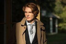Moda Uomo PE16 / Tutta l'eleganza maschile con un tocco di colore e freschezza!