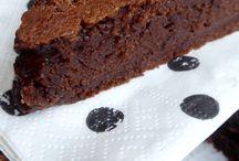 Gâteau au chocolat de herve