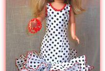 Flamenco dolls