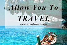Travel Career / The dream of course! Tips on traveling for free, travel blogs and working abroad