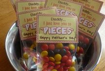 Father's Day ideas / by Nicole Fearon-Barringer