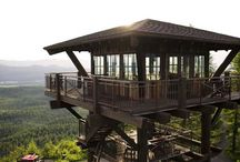 fire tower lookout