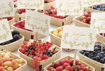 owocowy ślub